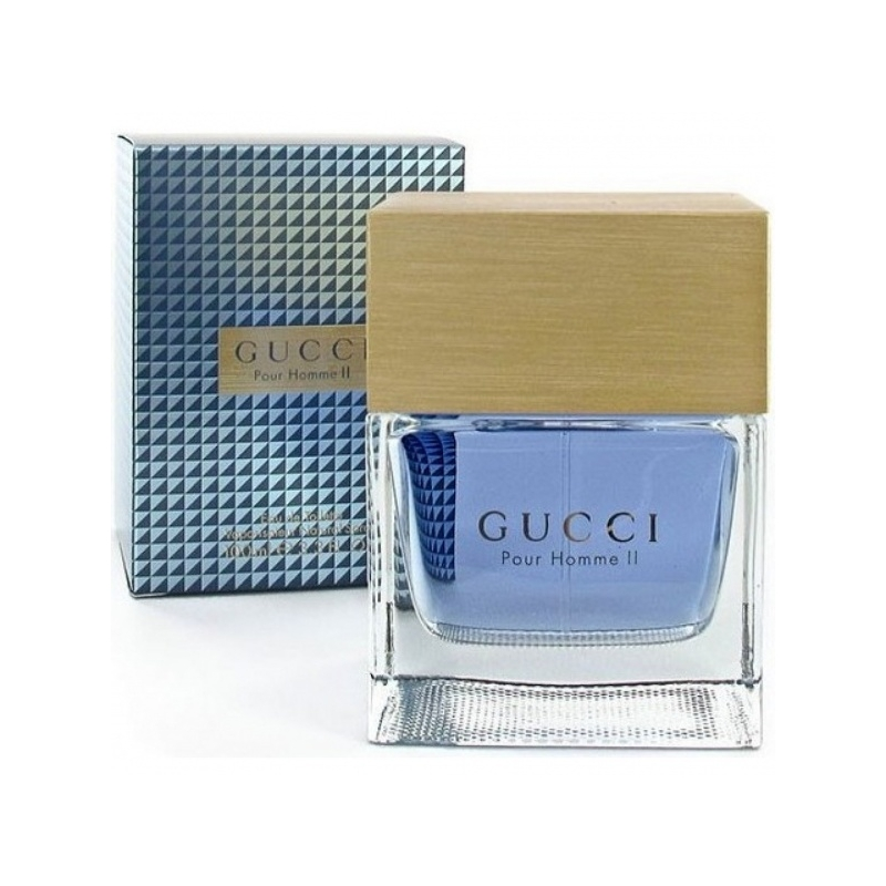 Gucci Pour Homme Edp II After Shave 100ml