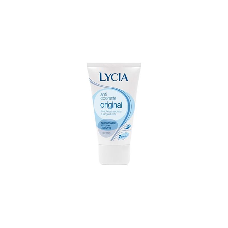 Lycia Original higilõhna neutraliseeriv kreem
