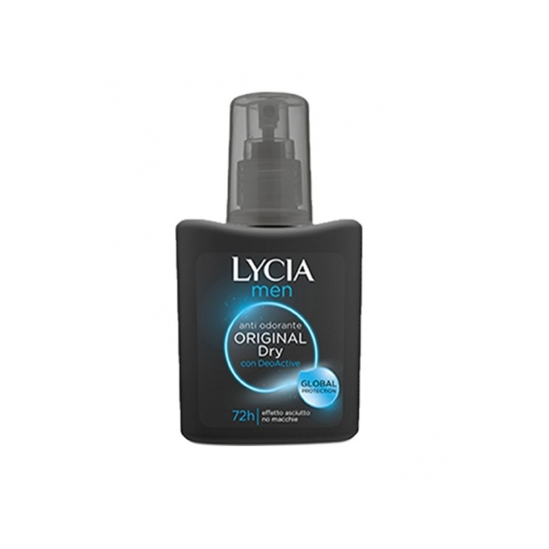Lycia Men Anti Odorante Original higilõhna neutraliseeriv sprei