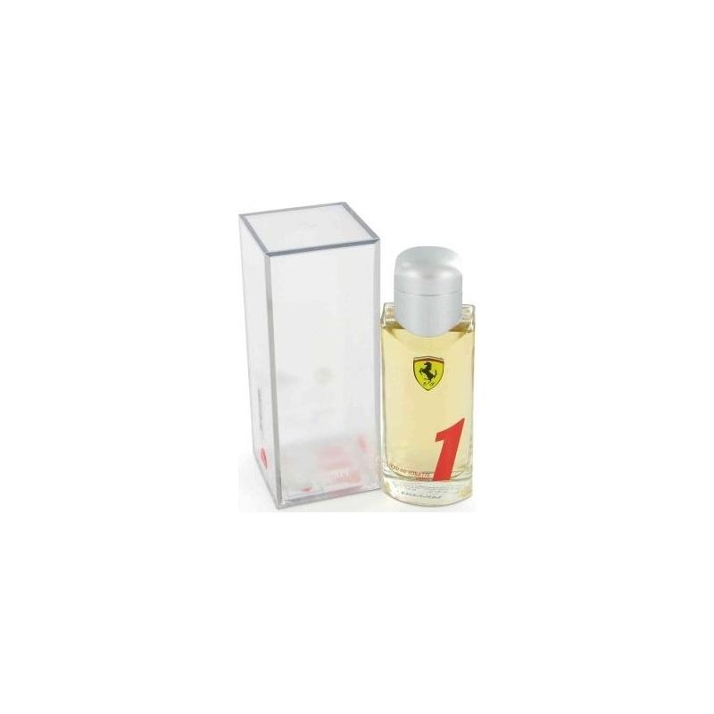 Ferrari # 1 by Ferrari Mens Eau De Toilette (EDT) Spray 100ml