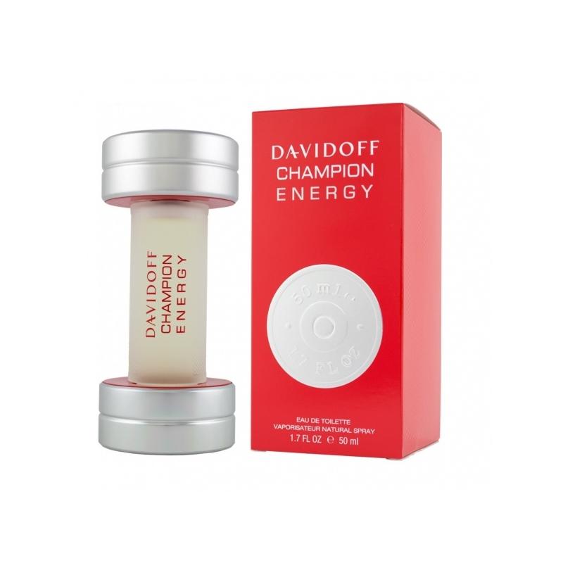 Davidoff Champion Energy Eau de toilette 50 ml
