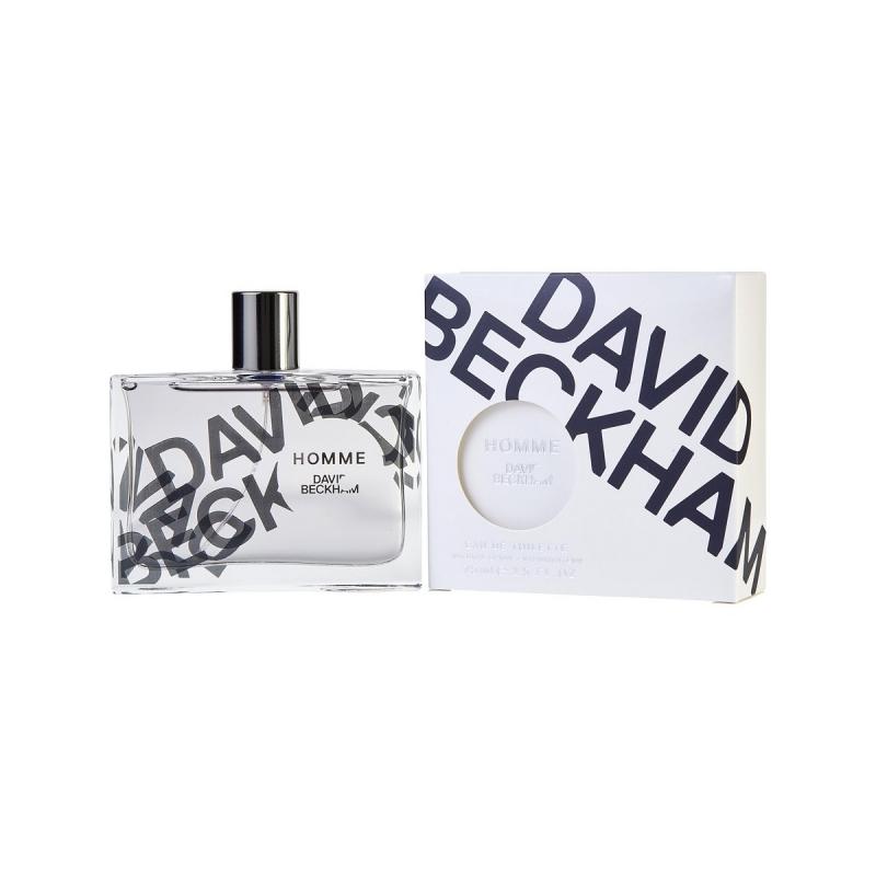 David Beckham Homme Eau de Toilette 50ml