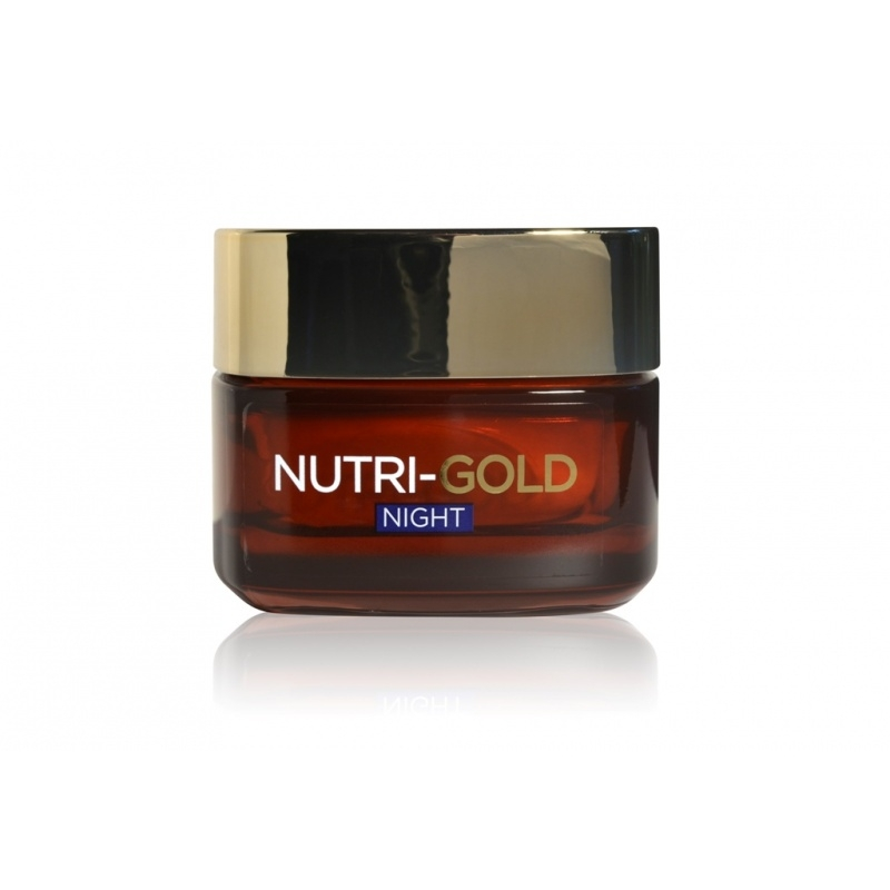 L'Oréal Paris Nutri Gold rikkalikult toitev öökreem