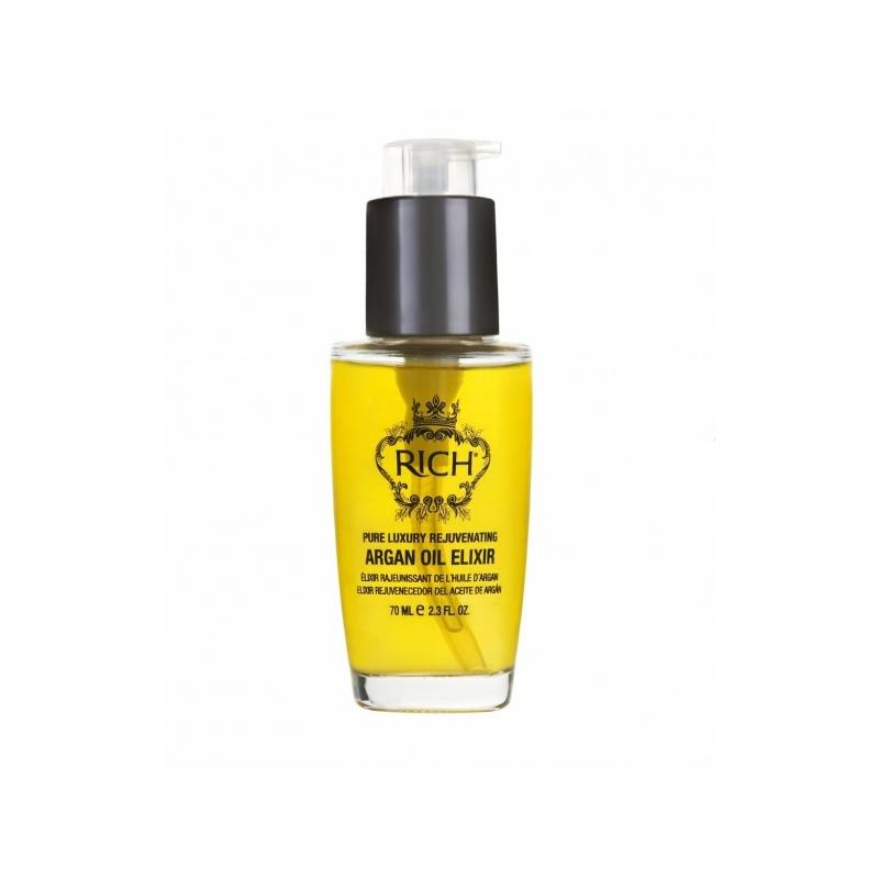 Rich Pure Luxury Argan Oil Elixir juukseõli