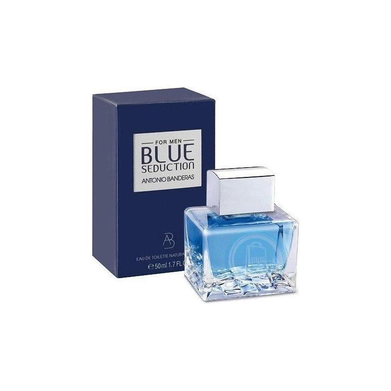 Antonio Banderas Blue Seduction Men Eau de Toiltette 50 ml
