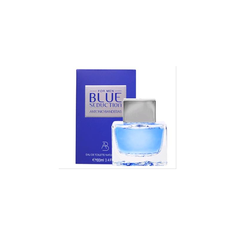 Antonio Banderas Blue Seduction Men Eau de Toilette 100 ml