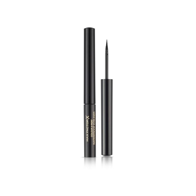 Max Factor Colour Expert Waterproof Eyeliner 01 Deep Black silmalainer