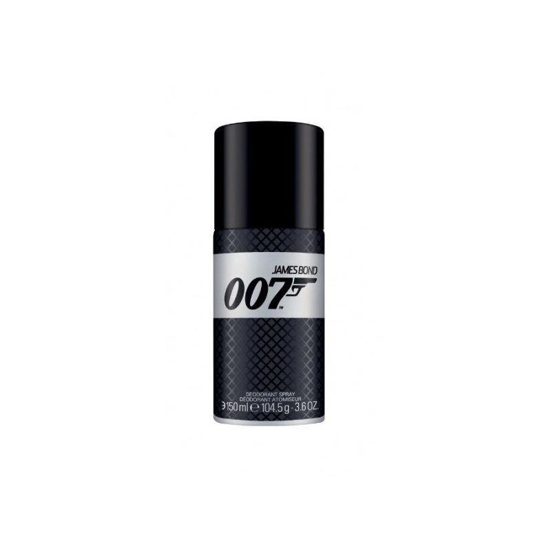 James Bond 007 deodorant sprei 150ml