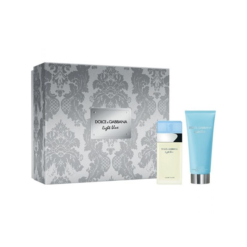 Dolce&Gabbana Light Blue komplekt Edt25ml+ihupiim50m