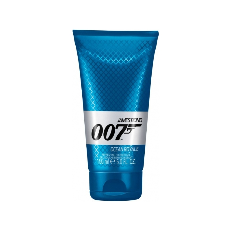 James Bond 007 Ocean Royale dušigeel 150 ml