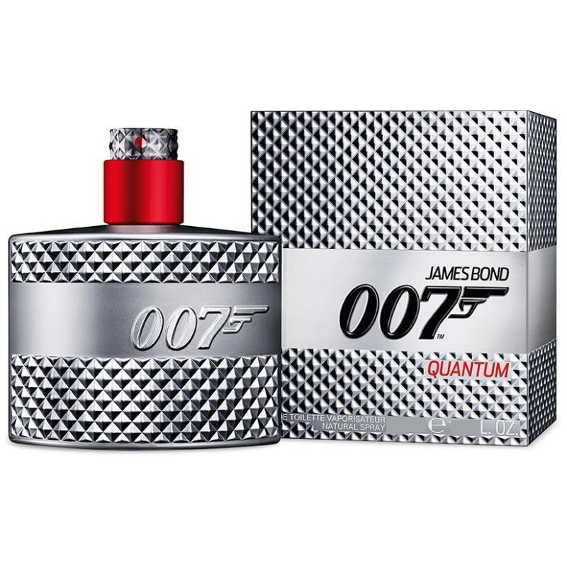 James Bond 007 Quantum Eau de Toilette 30 ml