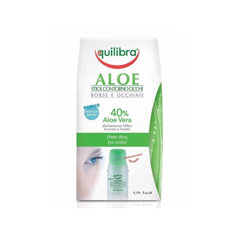 Equilibra Aloe silmaümbruse pulk tumedatele ja turses silmaalustele