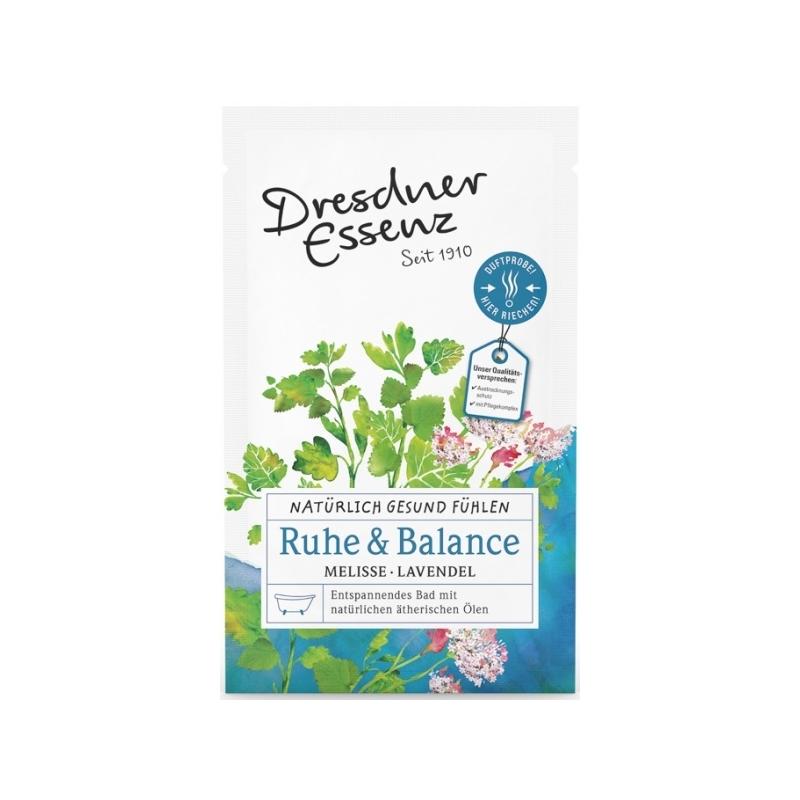 Dresdner Essenz Bath Essence Deep Relaxation vannisool meliss/lavendel