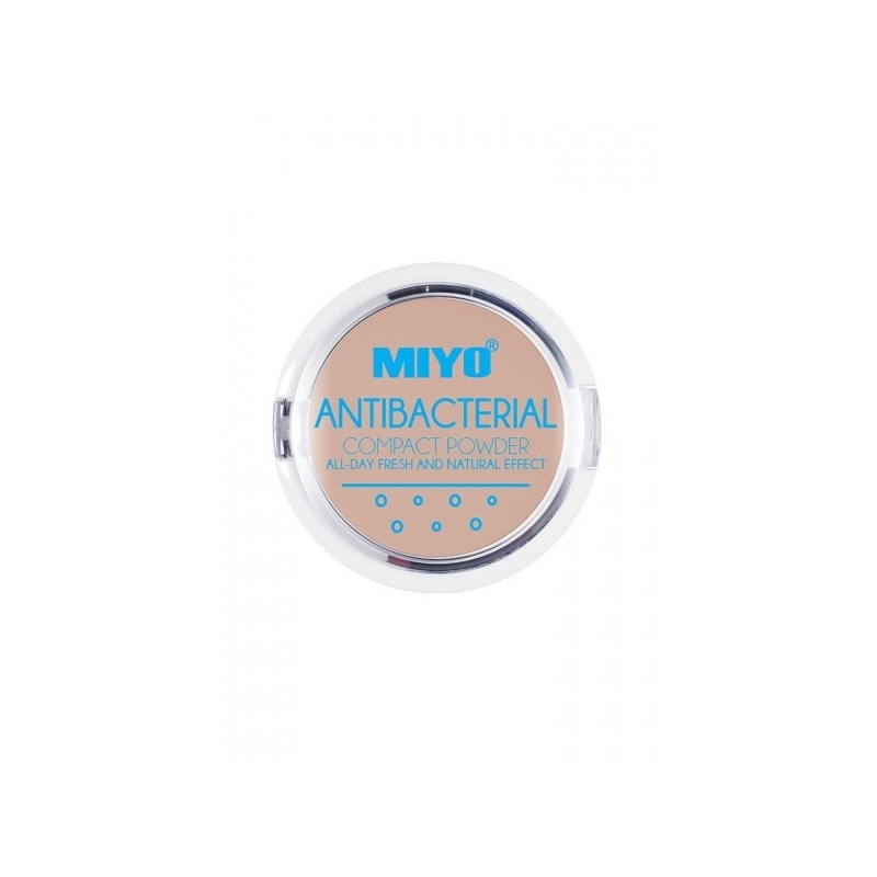Miyo antibakeriaalne puuder