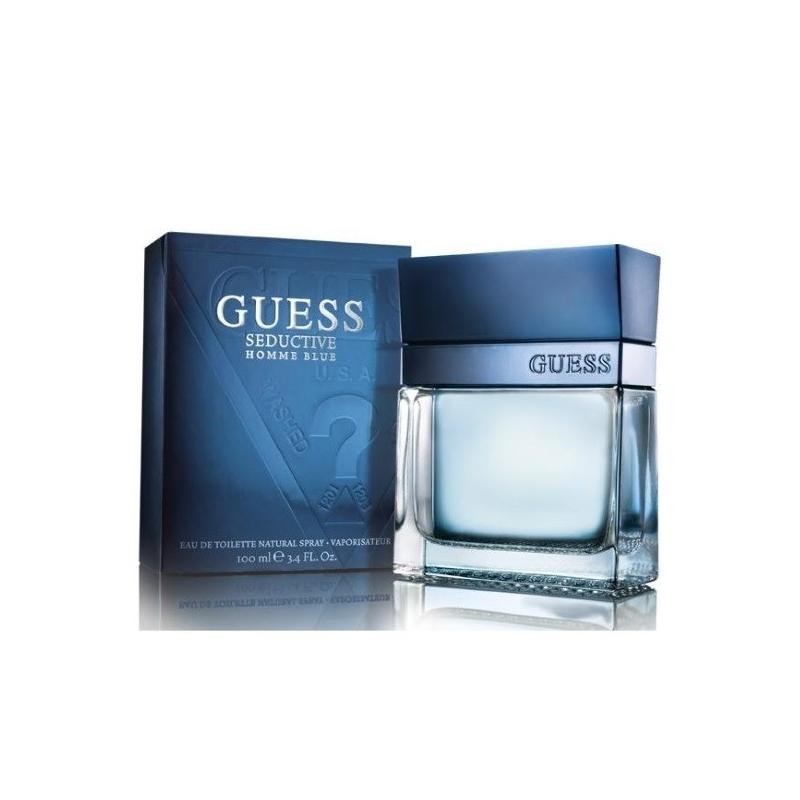 Guess Seductive Homme Blue Eau de Toilette 50ml