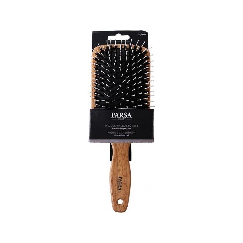 Parsa Beauty juuksehari naturaalsete ja plastikharjastega 52360