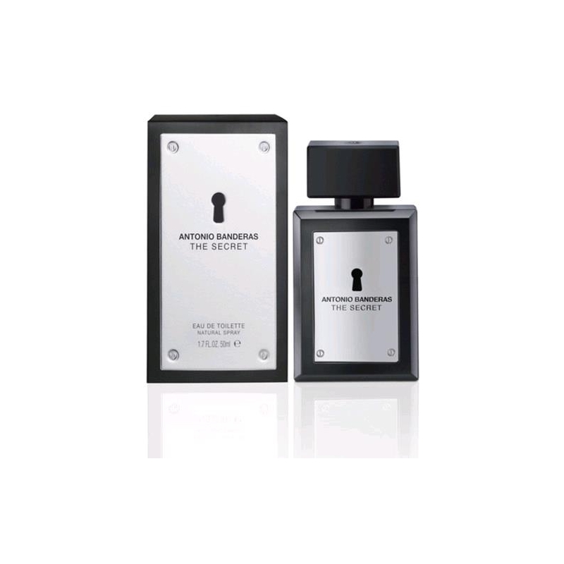 Antonio Banderas Secret Eau de Toiltette 50 ml