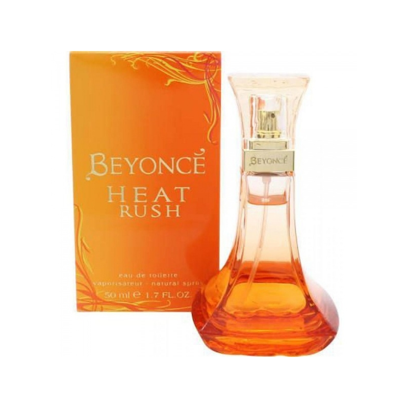 Beyonce Heat Rush Eau de Toilette 50ml
