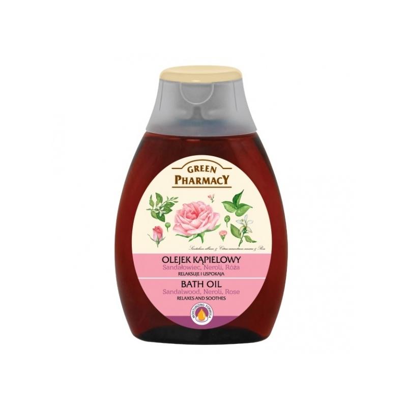 Green Pharmacy vanniõli roos
