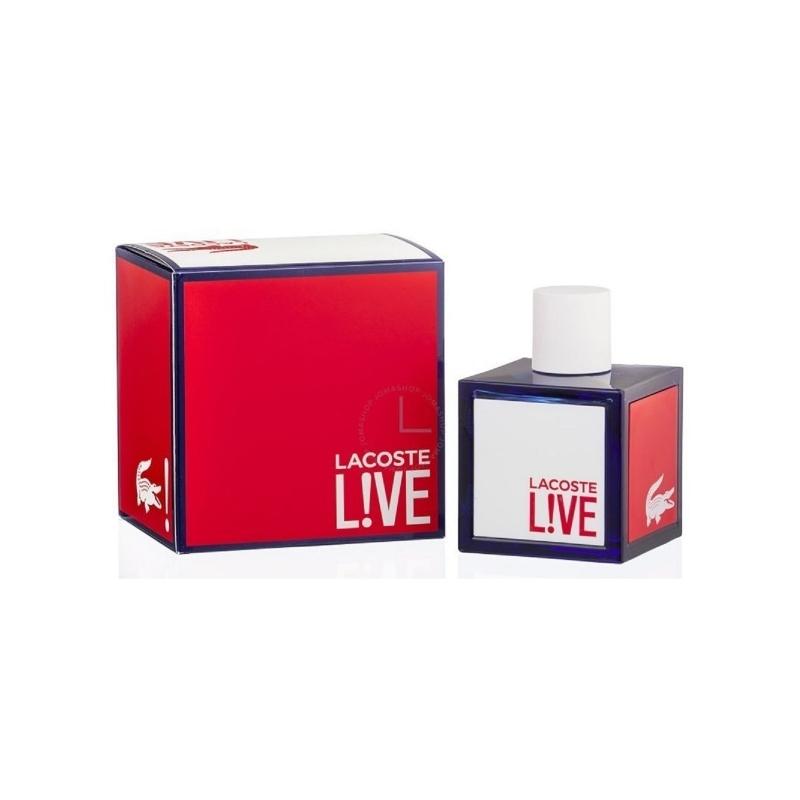 Lacoste Live Male Eau de Toilette 100 ml