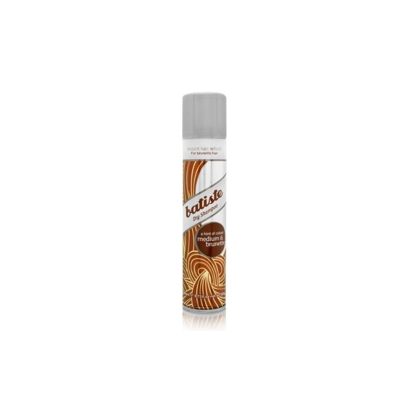 Batiste kuivšampoon medium brunette