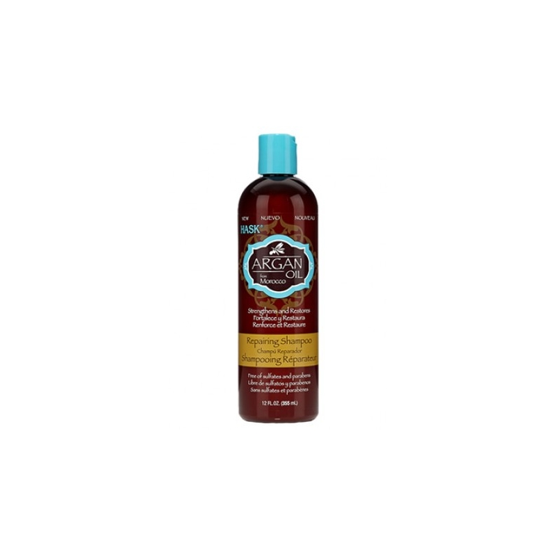 Hask argaaniaõliga šampoon