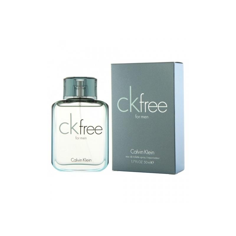 CK FREE EDT 50 ML