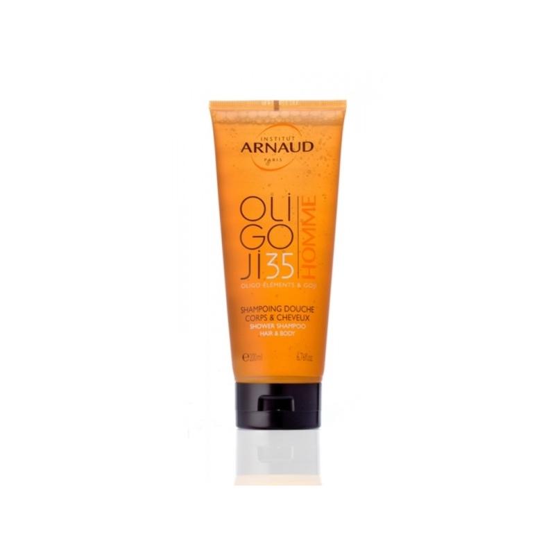 Arnaud šampoon juustele ja kehal meestele Oligoji35
