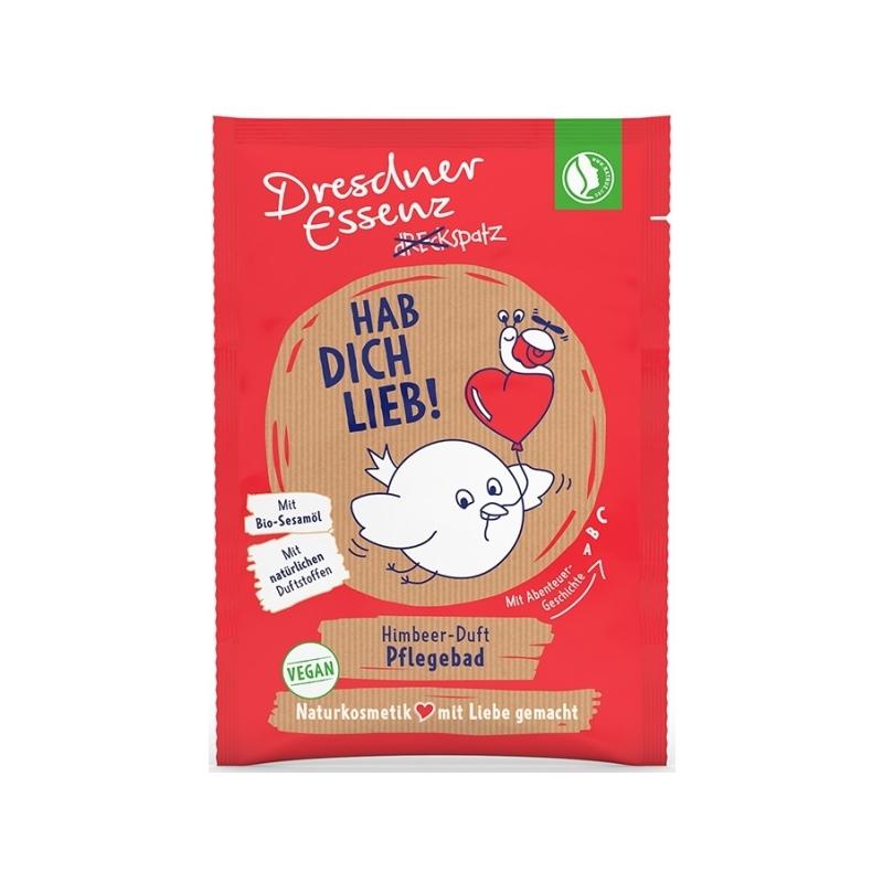 Dresdner Essenz Dirty Birdie vannisool lastele vaarikas