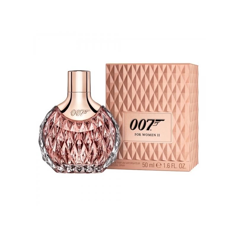 James Bond 007 for Woman II Eau de Parfum 50ml