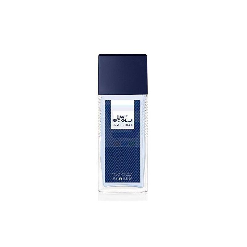 Beckham Classic Blue Deodorant 75 ml