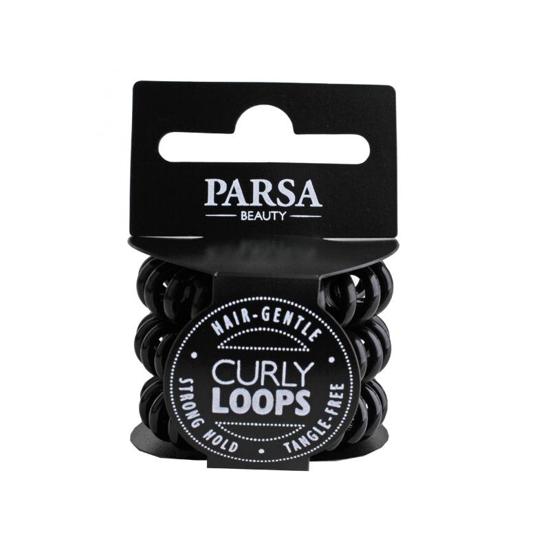 PARSA 31986 JUUKSEKUMM CURLY LOOPS