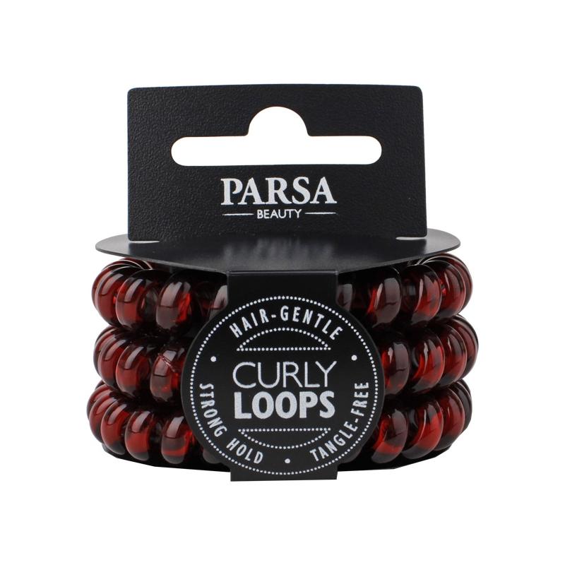 PARSA 32014 JUUKSEKUMM CURLY LOOPS