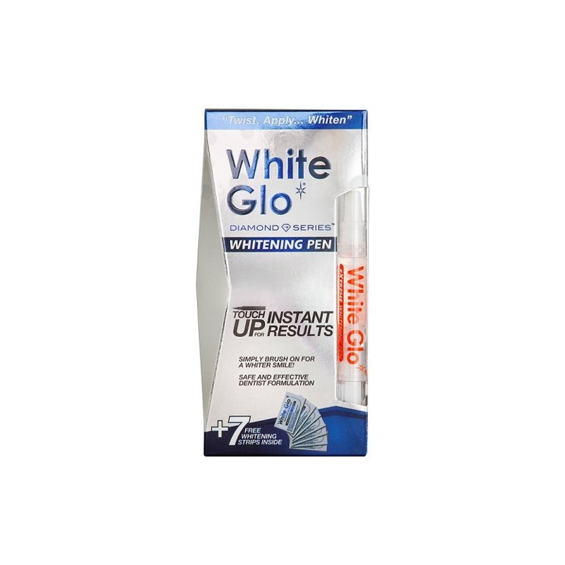 White Glo Diamond valgendav pliiats hammastele