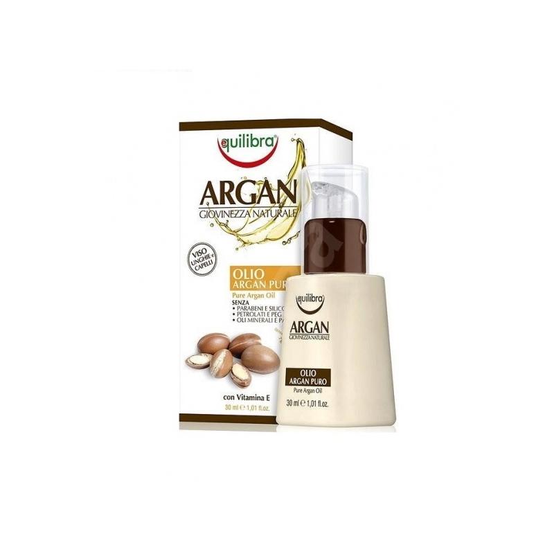 Equilibra Argan Oil 100% argaania õli