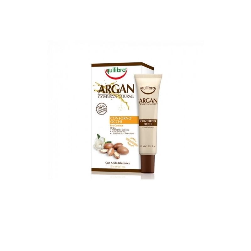 Equilibra Argan Oil silmaümbruskreem