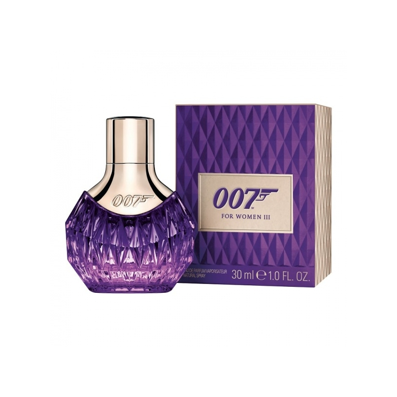 James Bond 007 for Women III parfüümvesi 30ml