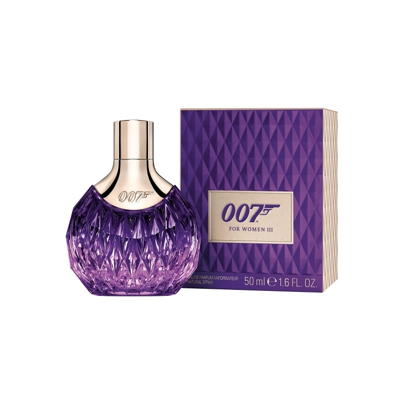 James Bond 007 III Eau de Parfum 50ml