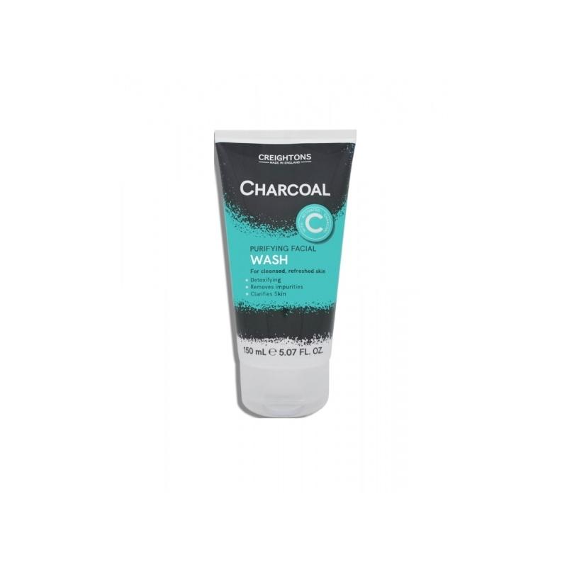 Creightons Charcoal Purifying Facial Wash näopesugeel aktiivsöega 7541