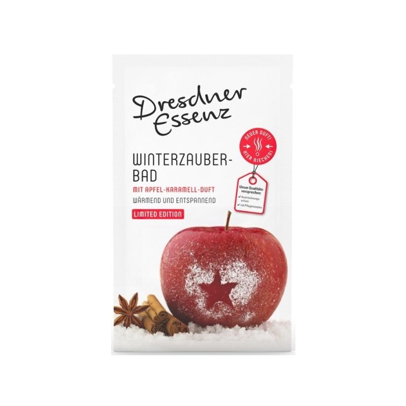Dresdner Essenz Bath Essence Magic Winter Moments vannisool õuna-karamelli