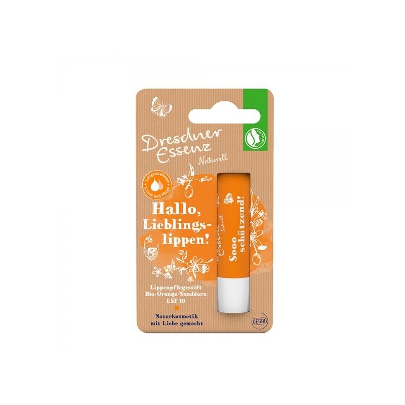 Dresdner Essenz Lip Care Stick huulepalsam apelsin