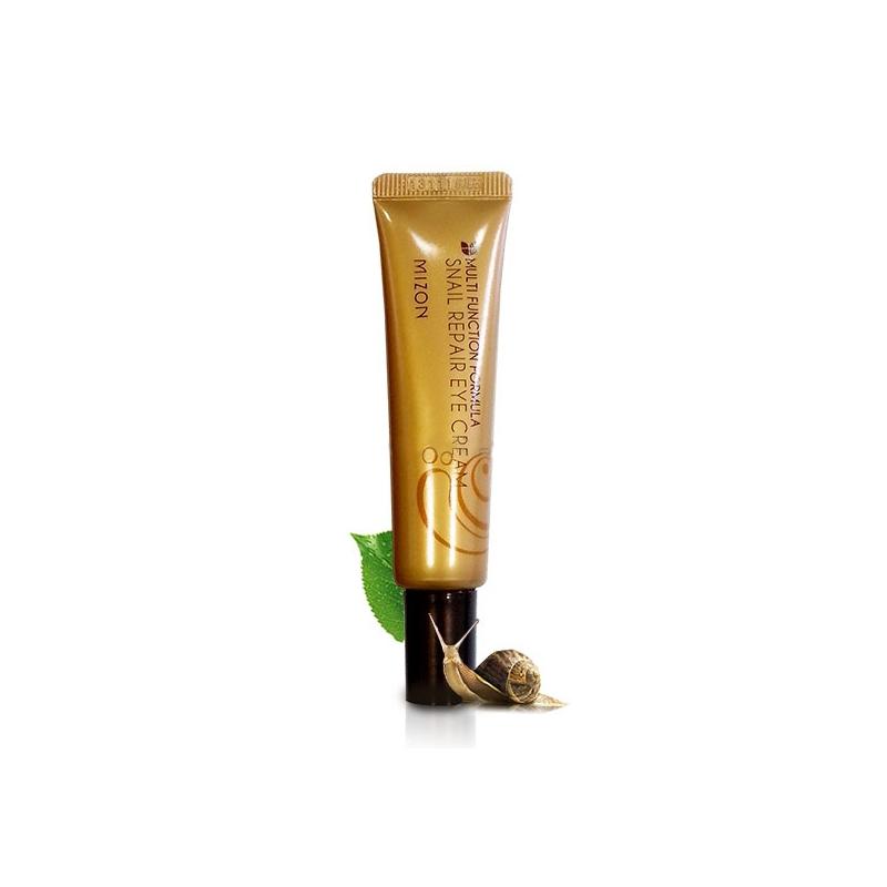 Mizon Snail Repair Eye Cream, silmaümbruskreem teolimaga