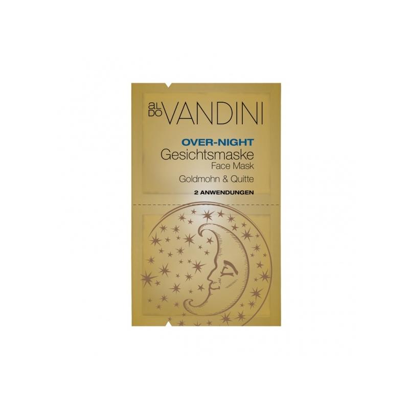 Aldo Vandini näomask öine mooni ja küdooniaga 433010