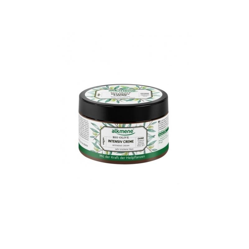 Alkmene Bio Olive intensiivne hoolduskreem oliivõliga 005404