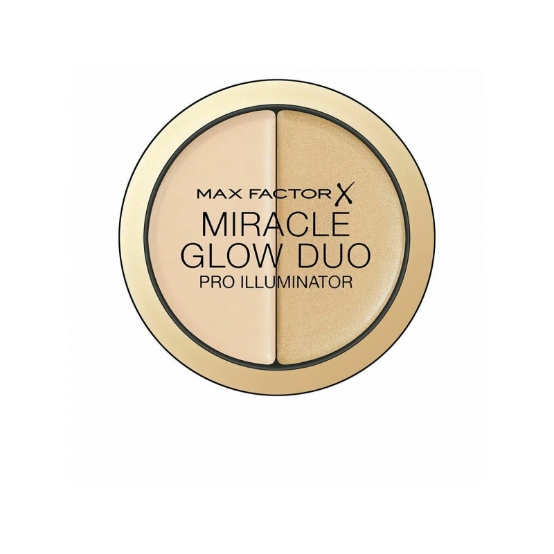 MF HIGHLIGHTER MIRACLE GLOWV DUO 10/light