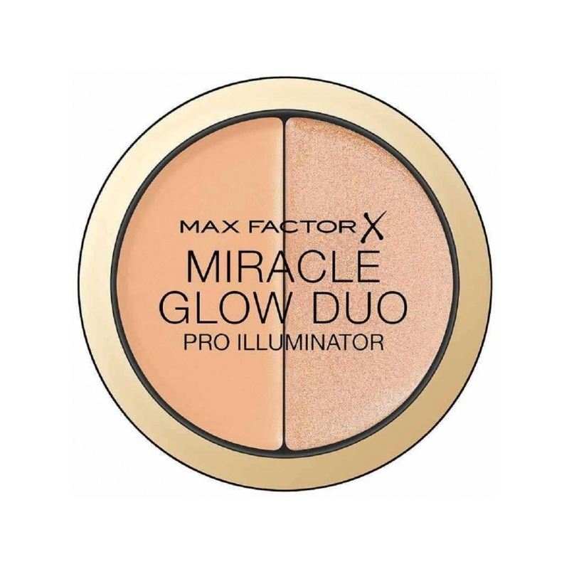 Max Factor Miracle Glow Duo Pro Illuminator 20 medium