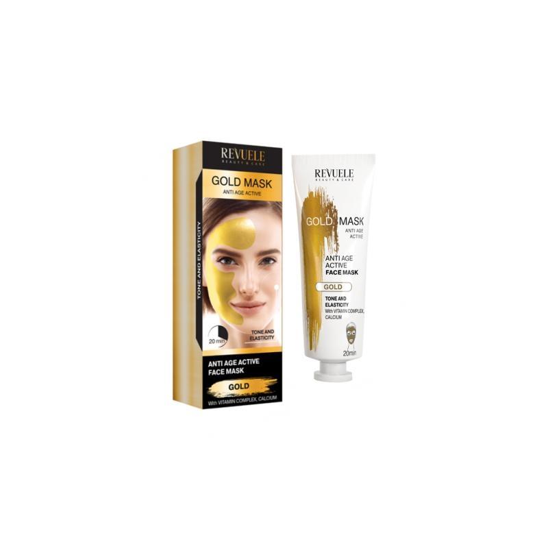 Revuele Gold Mask Lifting Effect vananemisvastane näomask  904254