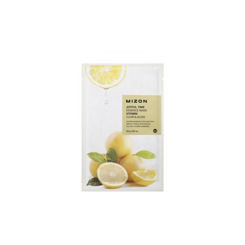 Mizon Joyful Time Essence Vitamin näomask