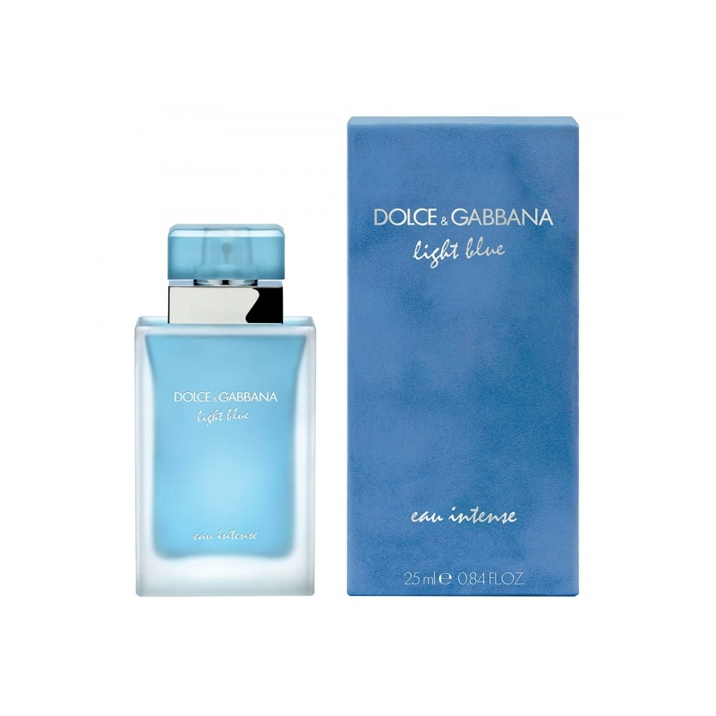 Dolce&Gabbana Light Blue Eau Intense EdT 25ml