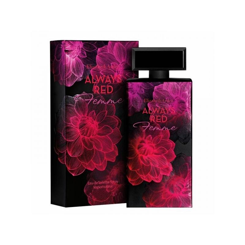 Elizabeth Arden Always Red Femme Eau de Toilette 30 ml